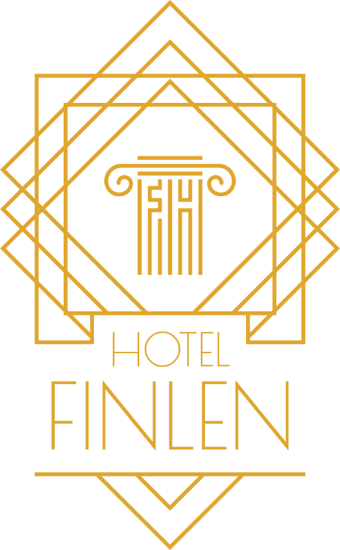 Hotel Finlen website footer logo